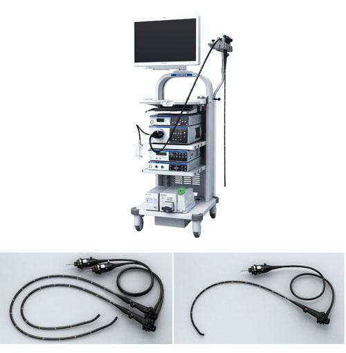 內視鏡システム:內科:たかの橋中央病院 広島