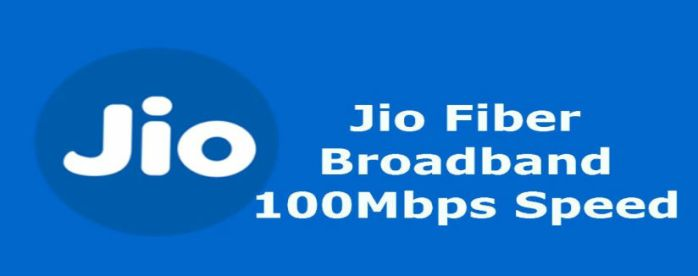 Jio Fiber Broadband Plans