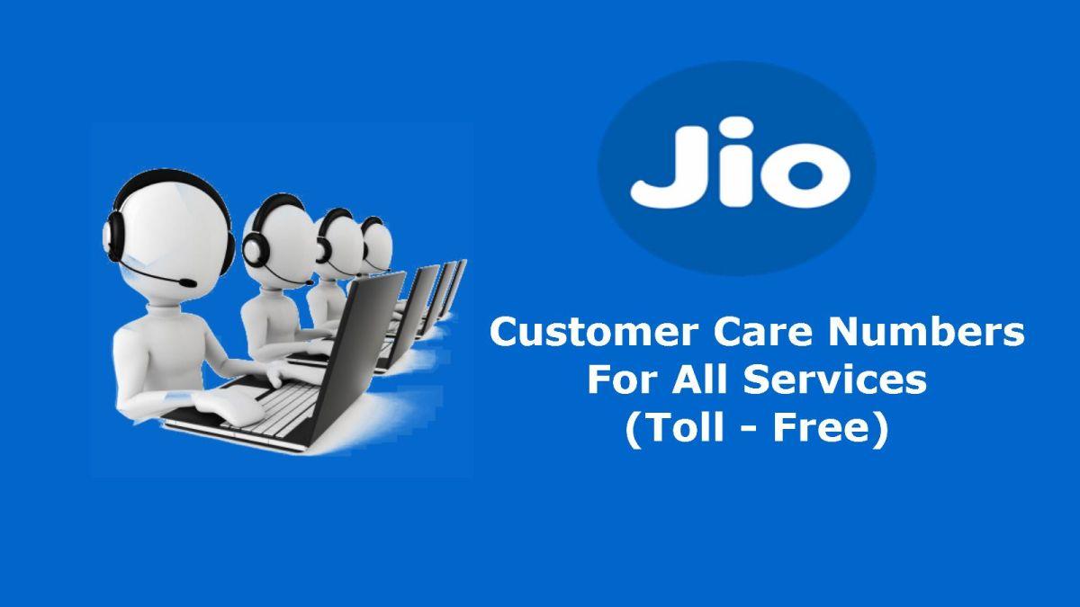 Jio Customer Care Number | JioFiber Helpline | LYF Customer Care
