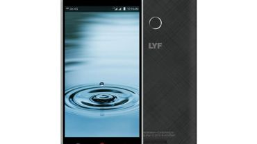 LYF Mobile Water 7S Black