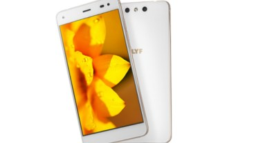 Lyf mobile Earth 1 white