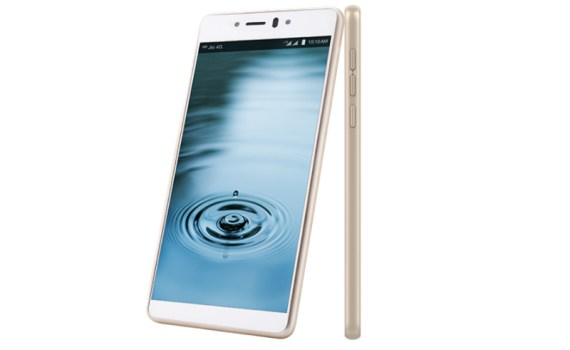 Lyf mobile Water 1 White