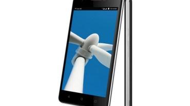 Lyf mobile Wind 4S Black New Mobile