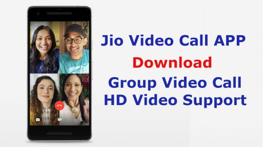 jio phone me video call