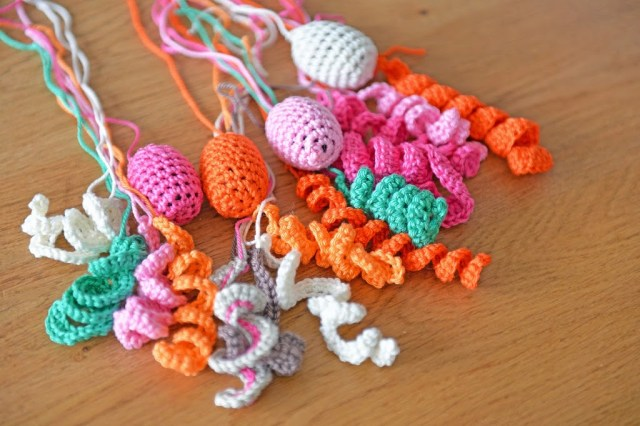 Crochet key chain | Gehaakte sleutelhanger Jip by Jan