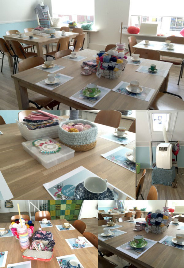 Haakspiratie-boeklancering-workshop-voorbereiding-collage