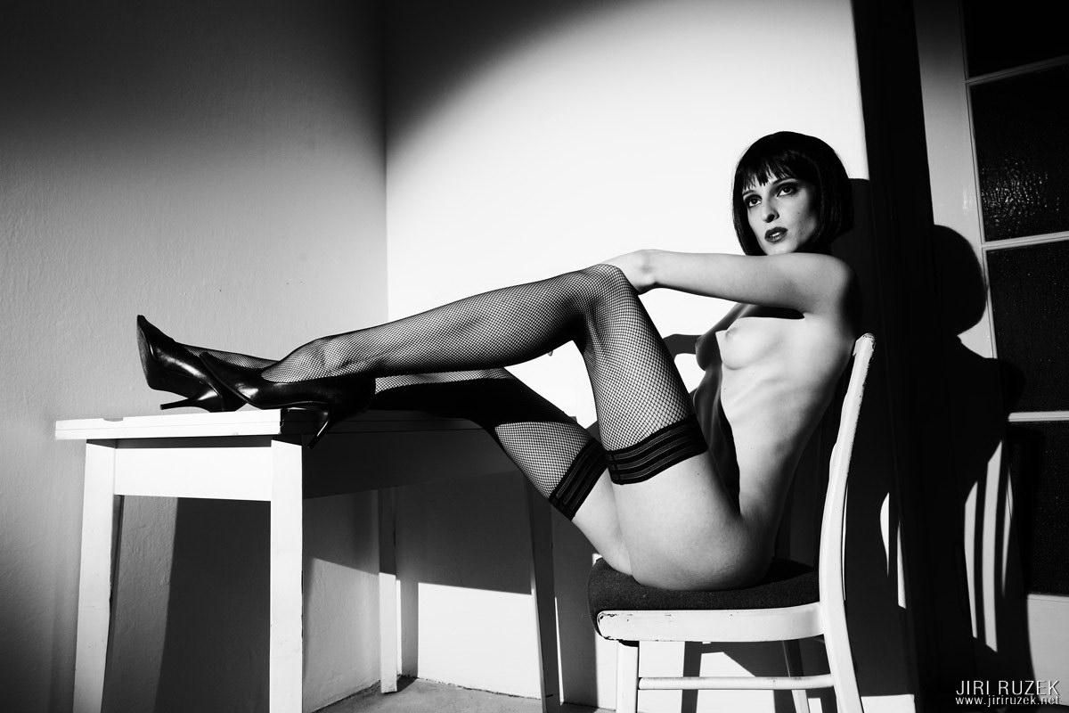 Jiri Ruzek 2009 Photographs  Jiri Ruzek Uglamour Nude Art