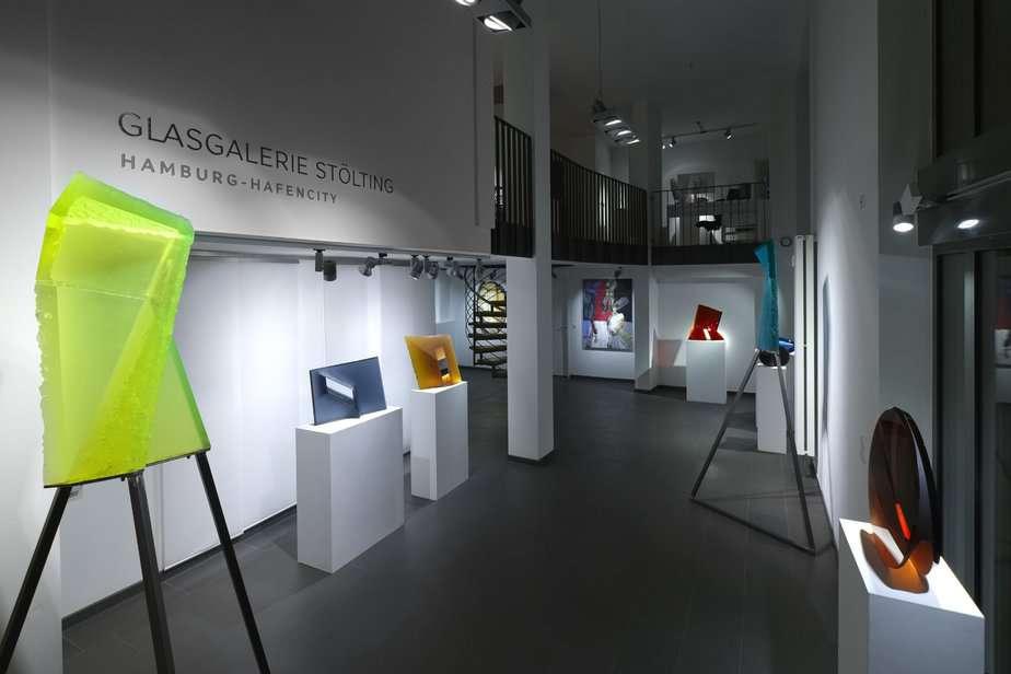 Jiri Suchy Exhibition Hamburg