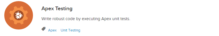 Trailhead - Apex Testing