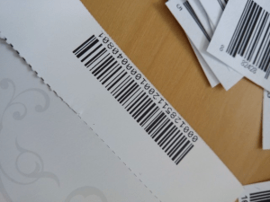 Barcode decoder sample in Salesforce 1