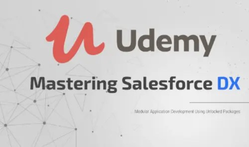 Udemy Salesforce DX course by Jitendra Zaa