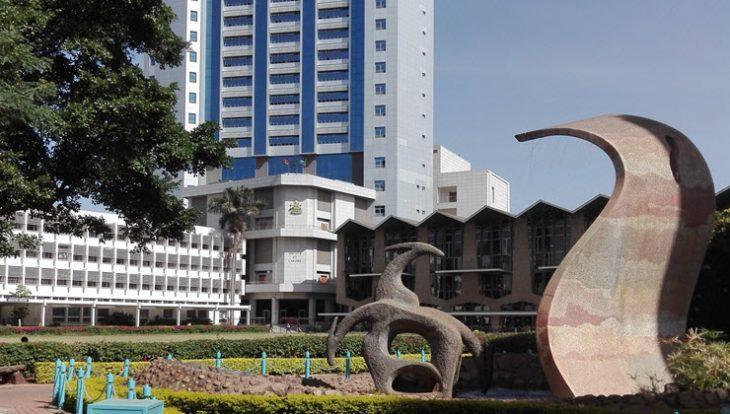 University of Nairobi premises