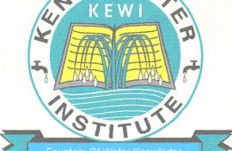 Courses offered at Kenya Water Institute, fee structure