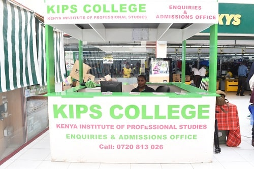 KIPS Technical College courses offered