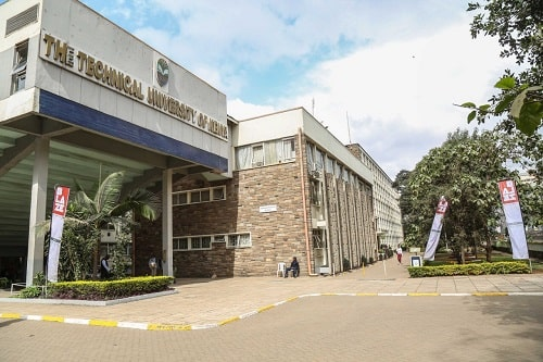 List of Courses offered at the Technical University of Kenya