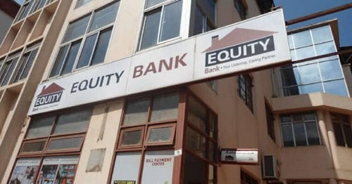 Equity bank branches in Kenya and their contacts, send and deposit money from Mpesa