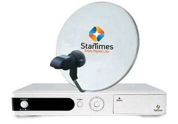 StarTimes Kenya Satellite bouquets Channels