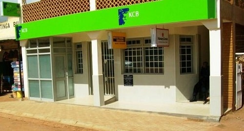 KCB branches in Kenya and Contacts, agents