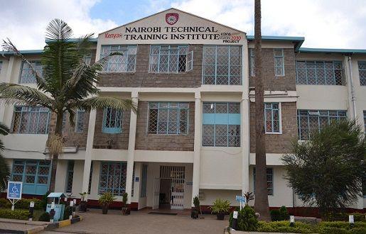 Nairobi Technical Training Insitute Courses