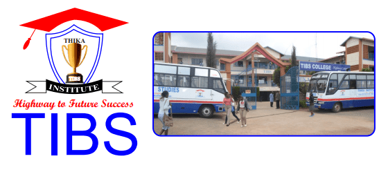 Thika Institute of Business Studies courses and requirements