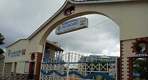 Meru Polytechnic courses and entry requirements
