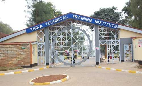 Thika TTI courses