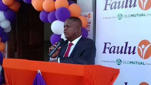 Faulu Bank Ukunda Branch opening