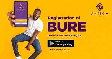 Zenka app interest rate, registration, promotion