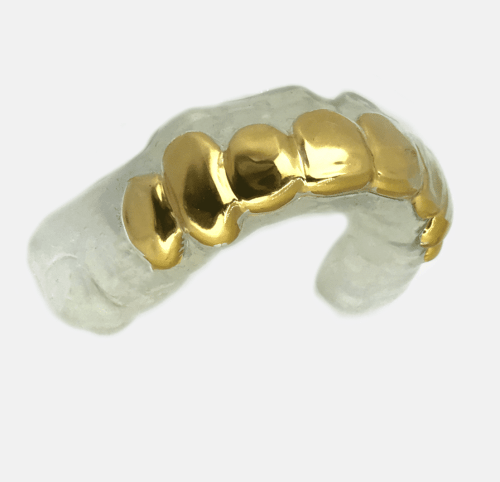 3D Grill Mouth Guard