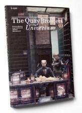 The Quay Brothers' Universum, Ausstellungskatalog.