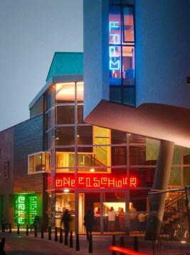 «De Toneelschuur», Joost Swarte/Mecanoo Architekten, 2003