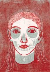 Laura Jurt, Illustration zu Gottfried Kellers Meretlein, SJW Verlag, 2012.