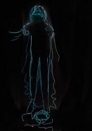 Michaela Melián Electric Ladyland, 2016 (Ausschnitt) © die Künstlerin, VG Bild-Kunst, 2016