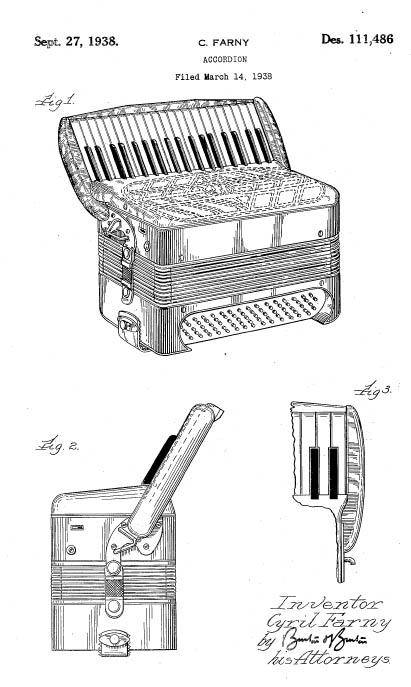 _Patents for Music Instruments_