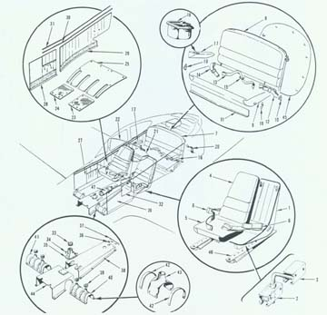 Building a 1948 Model Airplane Kit