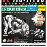 VII Open Fortaleza de JIU JITSU Internacional (5ª Etapa)