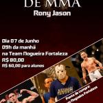 Seminário com Rony Jason na Team Nogueira
