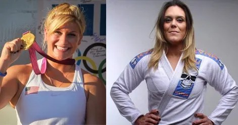 Gabi Garcia vs Kayla Harrison