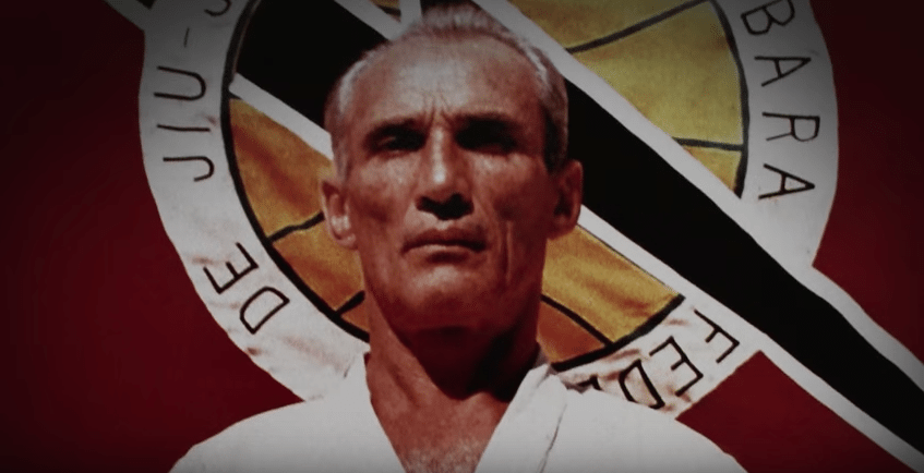 The principles of Gracie jiu-jitsu: 'It's not all about sports and competition'