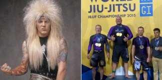 Eighties Hair Metal Band Nitro Jim Gillette