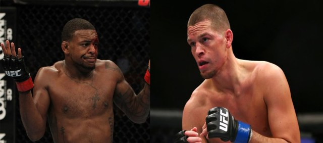 Michael Johnson vs. Nate Diaz