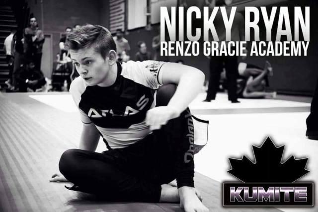 Nicky Ryan