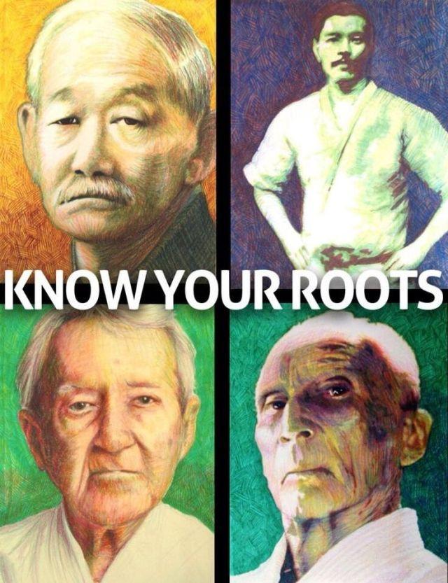 bjj roots