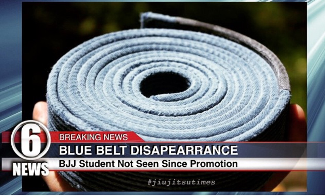 So Now I Got My Blue Belt,...Now What??