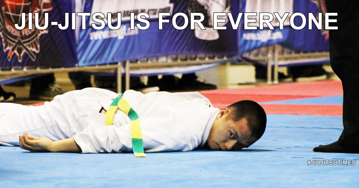 3 Lies About Jiu-Jitsu