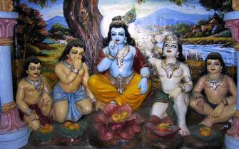 Krishna and dopas