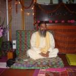 Babaji in LA Janmastami 2010