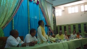 Babaji speech BT