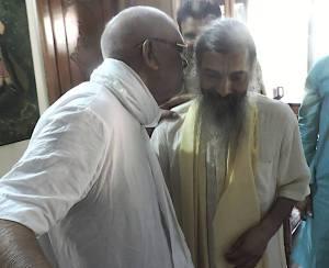 AD Babaji and SND Babaji