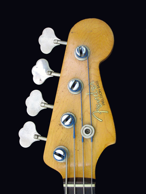 1960 Fender Precision Bass